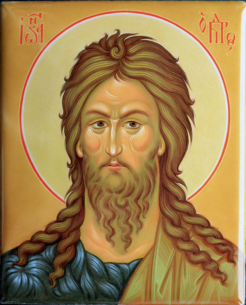 О храме Св. Иоанна Крестителя