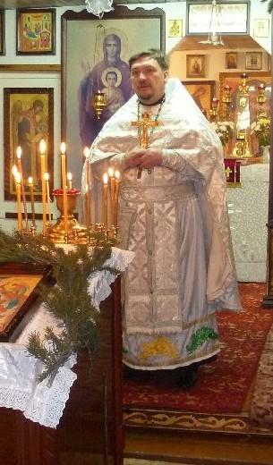 О храме Прот. Павел Борисов